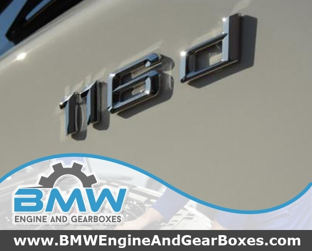 Buy BMW 116d Diesel Engines