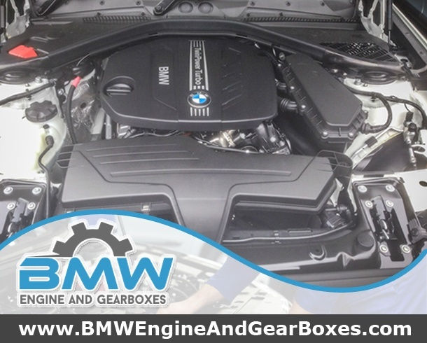 BMW 116d Diesel Engine Price