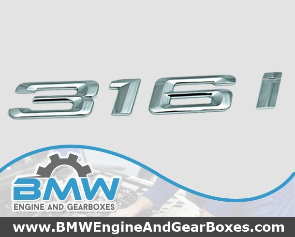 Buy BMW 316 Engines