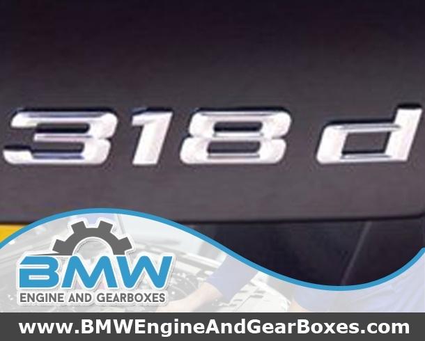 Buy BMW 318d Diesel Engines
