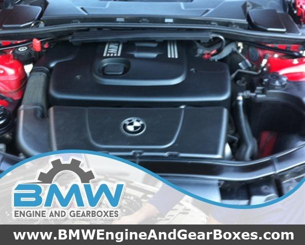 BMW 318d Diesel Engine Price