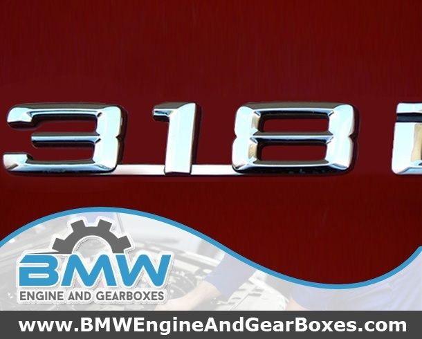 Buy BMW 318 COMPACT Engines