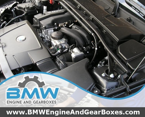 BMW 318 COMPACT Engine Price