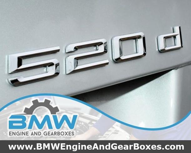 Buy BMW 520d Diesel Engines