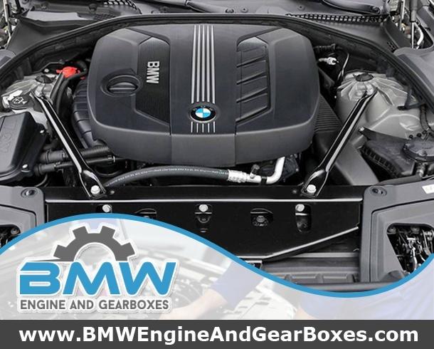 BMW 520d Diesel Engine Price