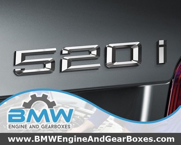 Buy BMW 520 Engines