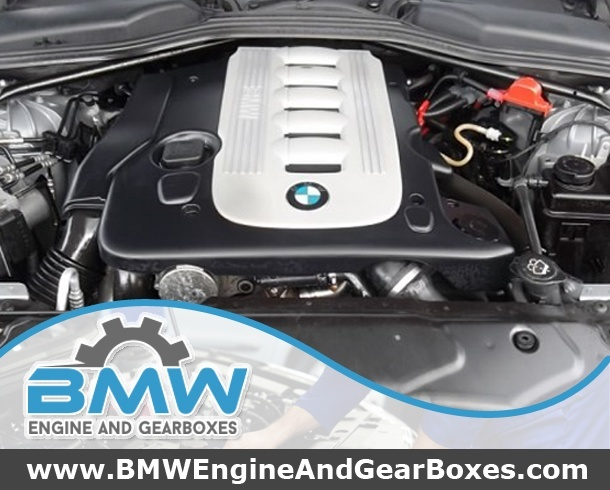 BMW 525d Diesel Engine Price