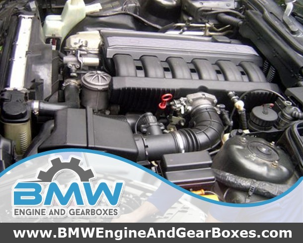 BMW 525 Engine Price