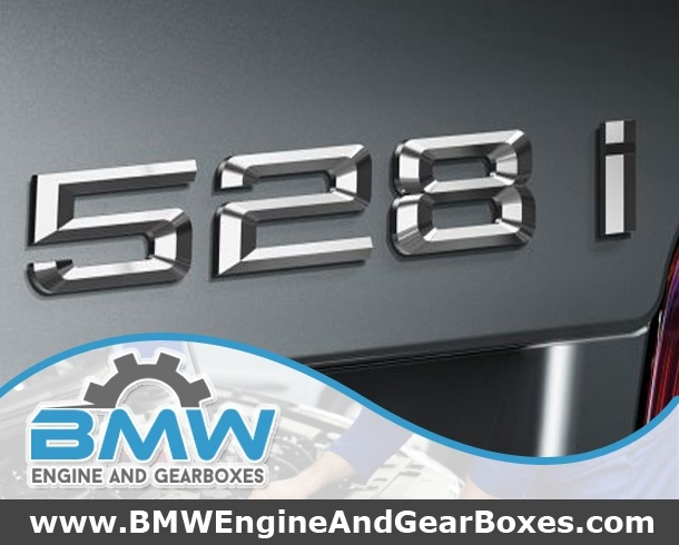 Buy BMW 528 Engines