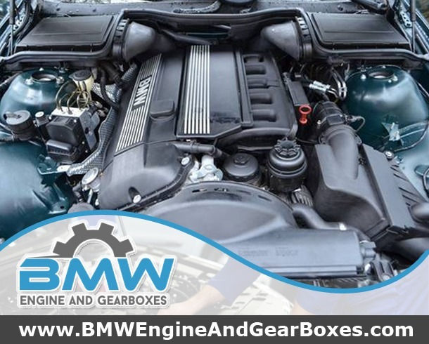 BMW 528 Engine Price