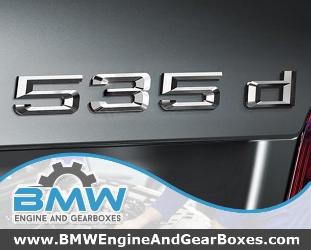 Buy BMW 535d Diesel Engines