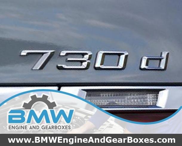 Buy BMW 730d Diesel Engines