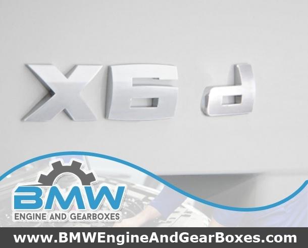 Buy BMW X6 Diesel Engines
