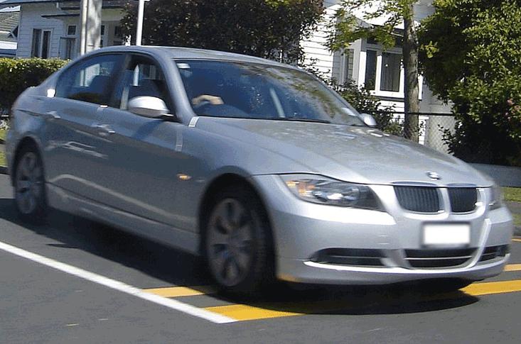 BMW 3-series